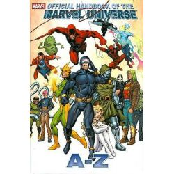 Official Handbook of the Marvel Universe A to Z, Vol. 3 by Jeff Christiansen, 9780785131007.