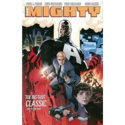 The Mighty by Peter J. Tomasi, 9781616555023.
