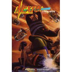 Nexus Omnibus, Volume 5 by Steve Rude, 9781616550387.