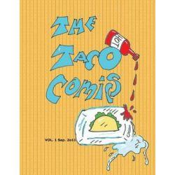 Taco Comics Volume 1 by Icelandic Taco, 9781466305090.