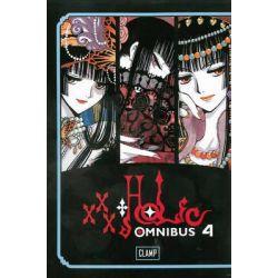 Xxxholic Omnibus 4, Xxxholic Omnibus by CLAMP, 9781612625942.