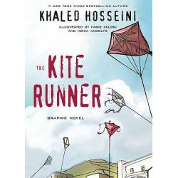 The Kite Runner Graphic Novel by Khaled Hosseini, 9781594485473.