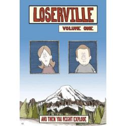 Loserville, And Then You Might Explode Volume One by Alex Cox, 9781593622121.