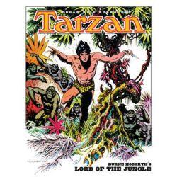 Tarzan, Burne Hogarth's Lord of the Jungle by Burne Hogarth, 9781616555375.