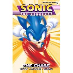 Sonic the Hedgehog, Chase Volume 2 by Sonic Scribes, 9781627389280.