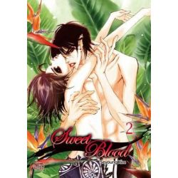 Sweet Blood Volume 2, Sweet Blood Gn by Seyoung Kim, 9781600099755.