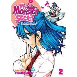 My Monster Secret Vol. 2, My Monster Secret by Eiji Masuda, 9781626922594.