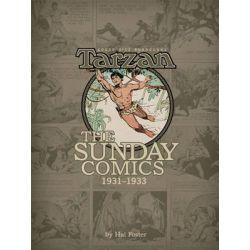 Edgar Rice Burroughs Tarzan: 1934-1936 Volume 2, The Sunday Comics by Hal Foster, 9781616554194.