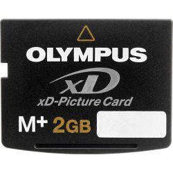Olympus  2GB xD-Picture Card M Plus 202332 B&H Photo Video