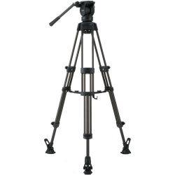 Libec LX7 M Tripod With Pan and Tilt Fluid Head and LX7 M B&H
