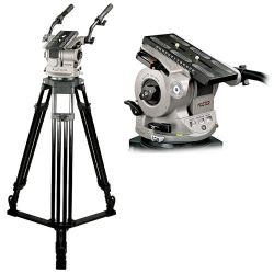 Cartoni  Master Aluminum Tripod System M110 B&H Photo Video