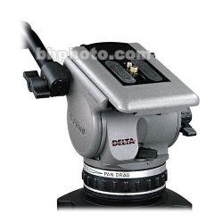 Cartoni D600 Delta Fluid Head (100mm Ball Base) D600 B&H Photo