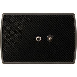 Libec Quick Release Shoe Plate for TH-650DV Tripod TH650DV-6 B&H