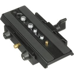 Manfrotto 357 Pro Quick Release Adapter with 357PL Plate 357 B&H