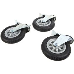 "Kessler Crane 6"" All-Terrain Wheels for K-Pod TH1007 B&H"