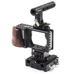 Movcam Cage Kit for Blackmagic Pocket Cinema Camera MOV-303-2100