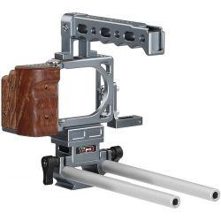 Vidpro CA-BMC Aluminum Camera Cage for Blackmagic Pocket CA-BMC