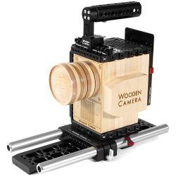 Wooden Camera EPIC/SCARLET Pro Kit (19mm) WC-158900 B&H Photo