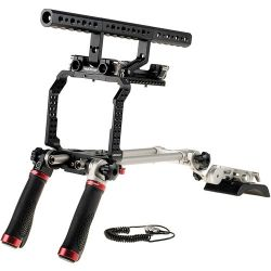 Movcam Universal LWS, Cage, and Shoulder MOV-303-1914-SK2 B&H