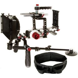 SHAPE Blackmagic Cinema Camera Shouler Mount Offset BMBUNDLE B&H