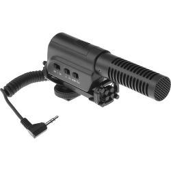 Polsen  VM-180M DSLR/Video Microphone VM-180M B&H Photo Video