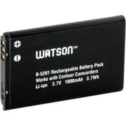 Watson BP-CO Lithium-Ion Battery Pack (3.7V, 1000mAh) B-5201 B&H