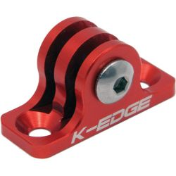 K-EDGE GO BIG Universal GoPro Adapter (Red) K13-400-RED B&H
