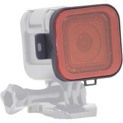 Polar Pro Red Snorkel Filter for GoPro HERO4 Session P7001 B&H