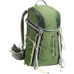 Manfrotto Off road Hiker 30L Backpack and Aluminum Tripod and