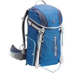 Manfrotto Off road Hiker 30L Backpack (30 L, Blue) MB OR-BP-30BU
