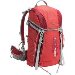 Manfrotto Off road Hiker 30L Backpack (30 L, Red) MB OR-BP-30RD