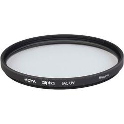 Hoya  62mm alpha MC UV Filter C-ALP62UV B&H Photo Video