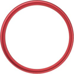 MeFOTO  52mm Lens Karma UV Filter (Red) MUV52R B&H Photo Video