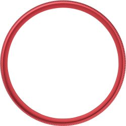 MeFOTO  58mm Lens Karma UV Filter (Red) MUV58R B&H Photo Video