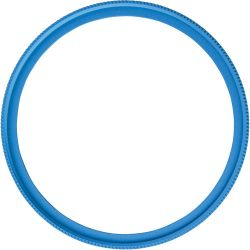 MeFOTO  55mm Lens Karma UV Filter (Blue) MUV55B B&H Photo Video