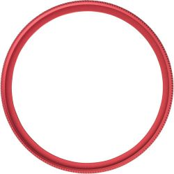 MeFOTO  55mm Lens Karma UV Filter (Red) MUV55R B&H Photo Video