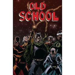 Old School by Alan Gallo, 9781897548745.