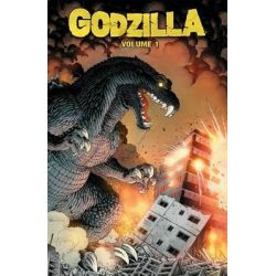 Godzilla, Volume 1 by Simon Gane, 9781613774137.