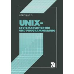 Unix by Andreas Hieronymus, 9783528052836.