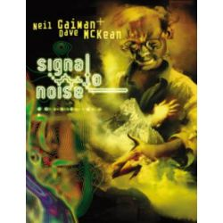 Signal to Noise by Dave McKean, 9781616552688.