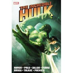 Incredible Hulk, Volume 2 by Jason Aaron, 9780785161127.