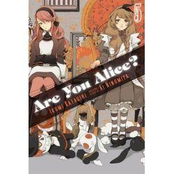 Are You Alice?, v. 5 by Ikumi Katagiri, 9780316286183.