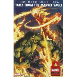 From the Marvel Vault by Fabian Nicieza, 9780785157847.