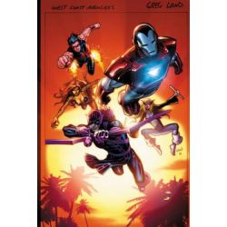 Avengers, West Coast Avengers Omnibus by Roger Stern, 9780785167457.