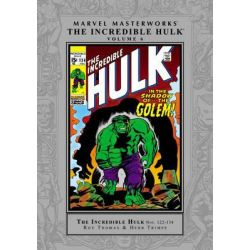 Marvel Masterworks, Incredible Hulk Volume 6 by Roy Thomas, 9780785150428.