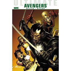 Ultimate Comics Avengers, Blade Vs. The Avengers by Warren Ellis, 9780785140962.