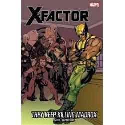 X-Factor, They Keep Killing Jamie Madrox Vol. 15 by Peter David, 9780785160618.