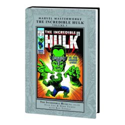 Marvel Masterworks, Incredible Hulk - Volume 5 by Marvel Comics, 9780785134916.