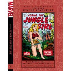 Marvel Masterworks, Atlas Era Jungle Adventures Volume 3 by Syd Shores, 9780785159278.