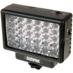 Sunpak LED 30 Video Light & Compact Video Bracket Kit B&H
